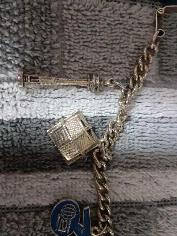 Vintage Seattle Space Needle Charm Bracelet 1962 World