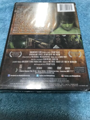 CUT HER OUT-CUT HER OUT DVD Movie NEW SEALED Danielle Baker Ted Jonas  - $11.97