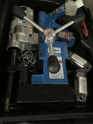 Hougen Hmd904 Magnetic Mag Drill Press 115v