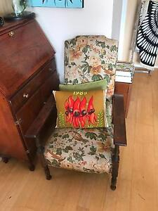 Antique Armchair Croydon Burwood Area Preview
