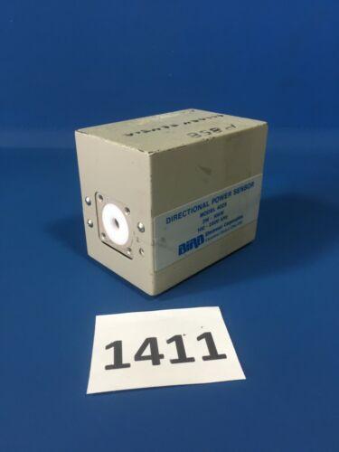 BIRD 4025 DIRECTIONAL RF POWER SENSOR 3W-10kW 100-2500kHz
