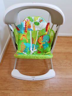 Baby Items - Baby Monitor / Bouncer / Cradle Chair + more