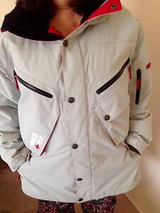 Mambo Ski Jacket Mens size XL light gray with hood, Woodcroft Blacktown Area Preview