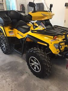 Can-Am Outlander Max 800 XT