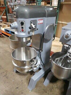 Hobart P660 Commercial 60 Qt Pizza Dough Mixer W 60qt Bowl - 2.5hp 3 Phase