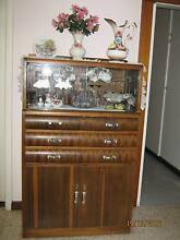ANTIQUE CHINA CABINET / DISPLAY UNIT -- REDUCED PRICE Bunbury 6230 Bunbury Area Preview