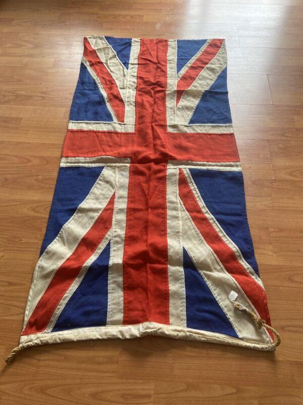 WW2 UNION JACK FLAG