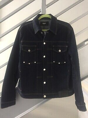 versus versace Mens Denim Jacket