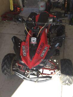 125cc and 49cc GMX quads Baldivis Rockingham Area Preview