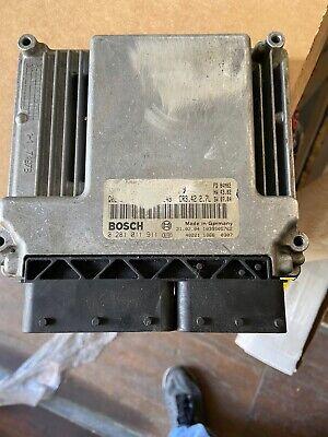 ENGINE COMPUTER ECU 2004 04 DODGE SPRINTER 2500/ 3500 CONTROL MODULE A6471532779 2500 Engine Control Module