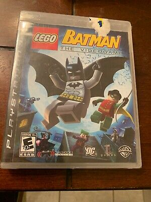 LEGO Batman: The Videogame (PS3) Sealed!