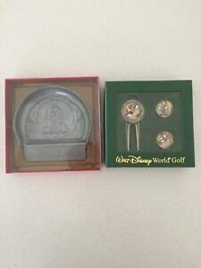 Walt Disney Golf Putter Cup & Ball markers
