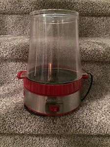 Cuisinart pop corn maker