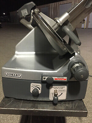 Hobart 2912 Meat Cheese Slicer Heavy Duty Commerrcial Nice And Clean
