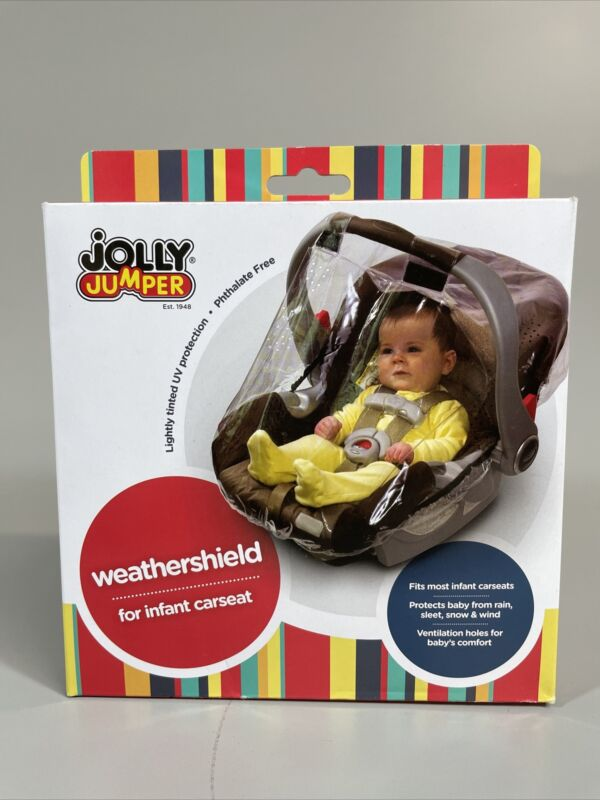 Jolly Jumper Weathershield for Infant Carseat