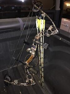Martin compound bow