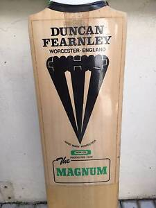 Duncan Fearnley Magnum Cricket Bat Adults Short Handle. Woollahra Eastern Suburbs Preview