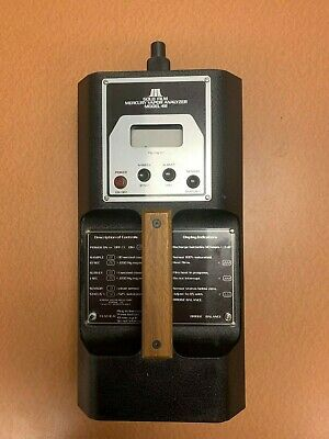 Gold Film Mercury Vapor Analyzer Model 411