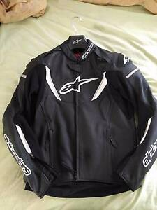 Alpinestars Perforated GPR leather jacket size 50 EU Eight Mile Plains Brisbane South West Preview