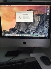 "iMac 20"" Merewether Newcastle Area Preview"