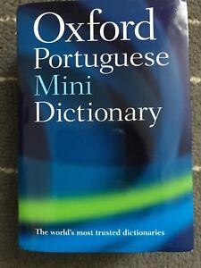 Mini dictionnaire portugais - anglais