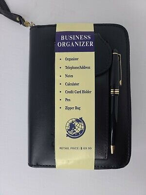 Business Agenda The Ultimate Business Personal Organizer Day Planner