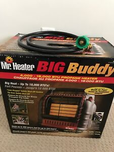 Big Buddy Heater - New