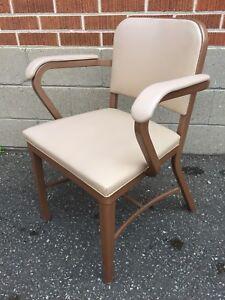 Tanker Desk Industrial Vintage Office Metal Chair