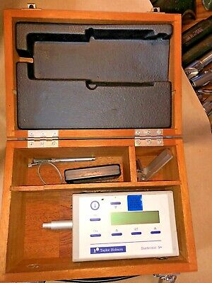 Taylor-hobson Surtronic 3 Profilometer Surface Roughness Tester