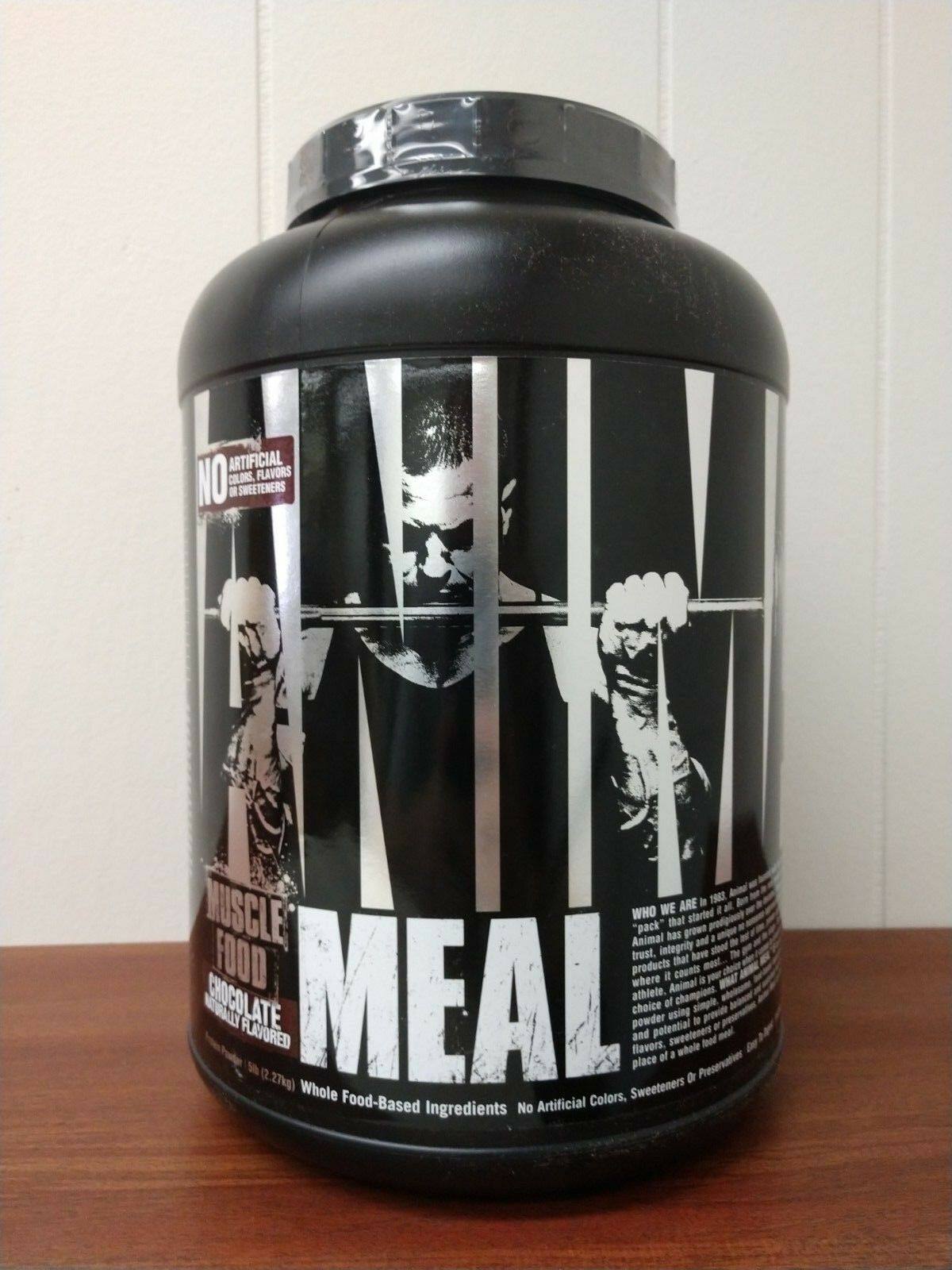Universal Nutrition Animal Meal Chocolate Protein Shake 5 Lb