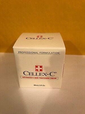 Cellex-C Advanced-C Skin Tightening Cream 2oz/ 60ml  Brand New *
