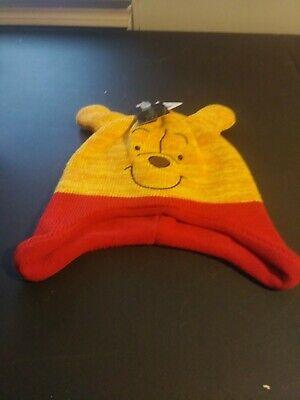 DISNEY Character  Winnie the Pooh Hat New