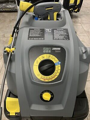 Hds 3.020 C Ea Single-phase Electric Diesel Heated Hot Water Pressure Washer