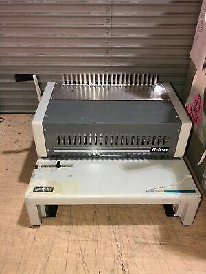 Binding Machines - Plastic Comb Binding Machine - 6 - Office Supplies