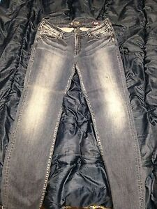 32x31 Mid slim stretchy jeans by Silver