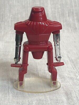 Vintage MEGO Black Hole Maximilian Robot Action Figure w Stand Walt Disney 1979