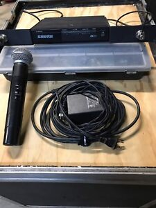 Shure Cordless Microphone SM58