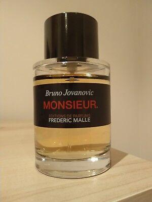 Frederic Malle MONSIEUR Eau de Parfum EdP sample 2ml