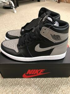 Selling or Swap DS Air Jordan 1 Retro High OG Shadow size 11