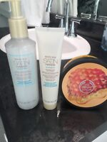 BRAND NEW MARY KAY & BODY SHOP PRODUCTS $15 OBO