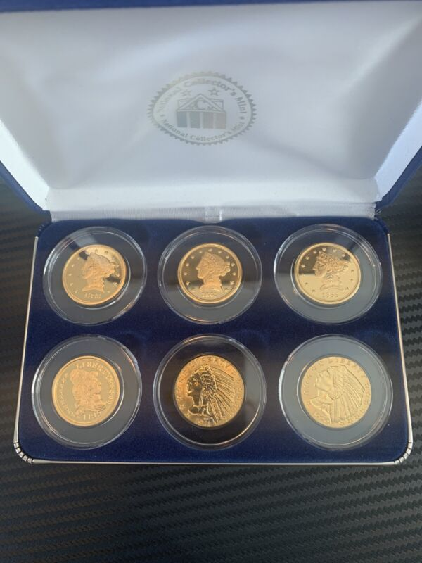 National Collector's Mint $5 Proof Tribute Set + 1929