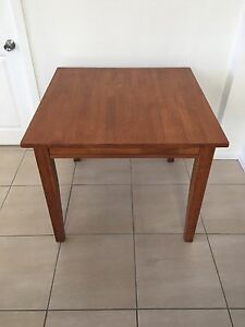 Solid wood table - 4 seater Paddington Brisbane North West Preview