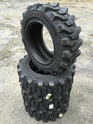 10-16.5 Hd Skid Steer Tires-camso Sks532-10x16.5 Xtra Wall-for Case Caterpillar