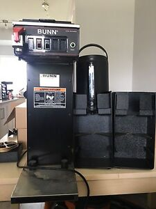 Bunn coffee brewer and others