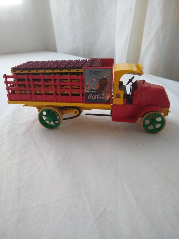 1999 First Gear Inc. Mack A/C Bulldog Coca Cola Truck