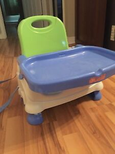Fisher price booster 10$