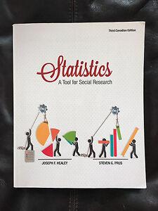 Sociology Textbook (Statistics)