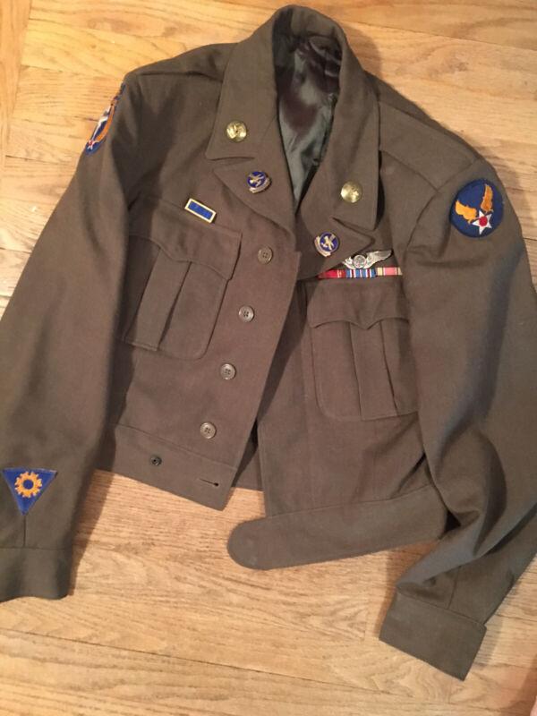 Original WW2 USAAF Airborne Troop Carrier Command Ike