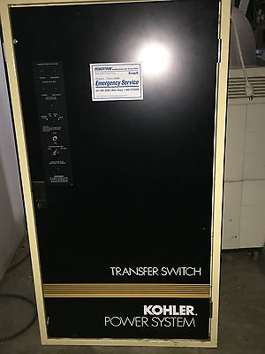 Kohler Transfer Switch Gls-166341 0400-400a 480v 4-wire 3-pole
