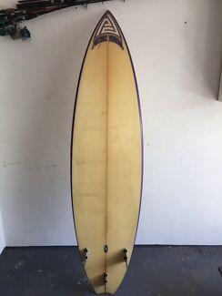 Pacific Dreams Surfboard